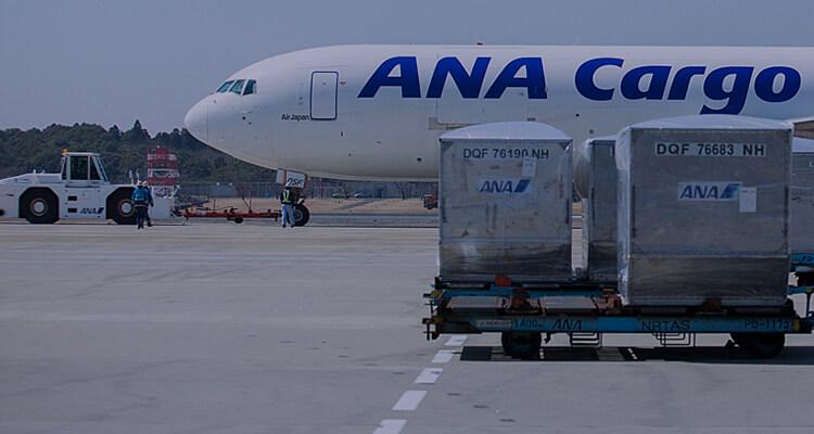 ULD & Aircraft Specs ANA Cargo
